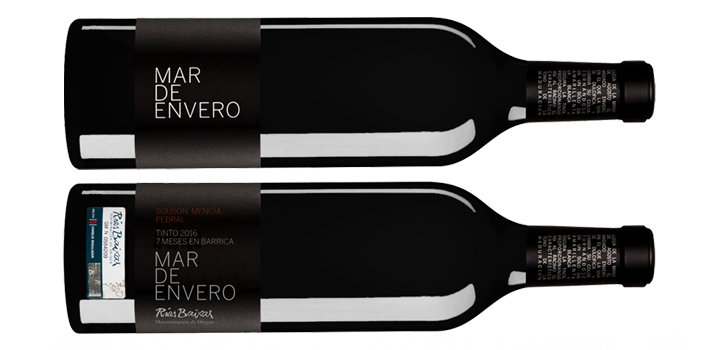 Mar de Envero Red Wine | Barrel Aging